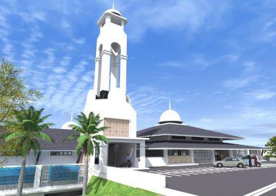 wakaf masjid 11