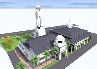 wakaf masjid 3