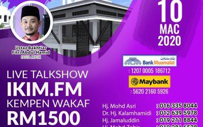 TALK SHOW IKIM FM
