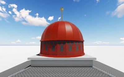 Wakaf untuk Masjid masih di buka